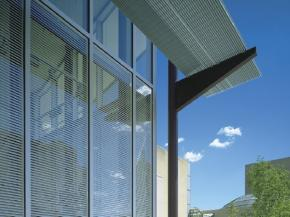 Unicel Architectural's Vision Control® Integrated Louvers Contribute to LEED Green Building Certification