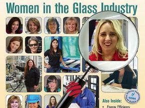 UsGlass recognized Nancy Mammaro one of the most influential women in the Glass Industry