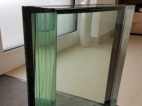 Bullet-resistance of Thiele Glas laminated safety glass certified for an unlimited period