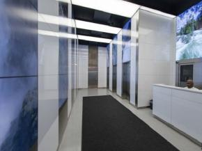 Inspired by Glass: Corning® Gorilla® Glass for Interior Architecture at 740 Broadway