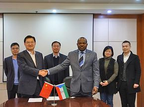 CTIEC Signs Equatorial Guinea Glass Project Contract
