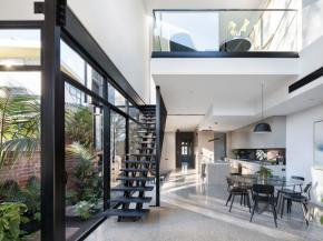 Cunningham St Northcote residential project made brighter with LoE-i89