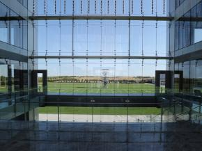 The Dallas Cowboy Corporate Headquarters and Training Facilities