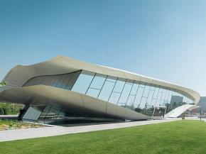 Etihad Museum in Dubai: Waagner-Biro builds pavilion in record time