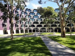 High Distinction - Monash University Halls of Residence, Logan Hall