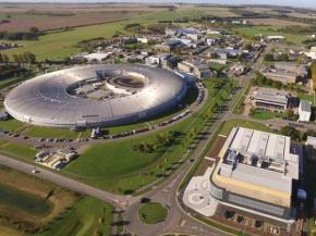 SerraLux Ltd moves to Harwell Campus