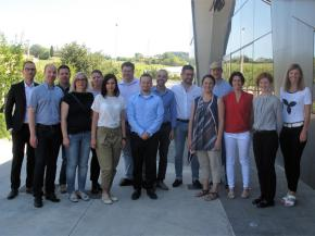 "Horizon 2020 | Second Meeting | Q-Air Project, ""One Step Ahead"""