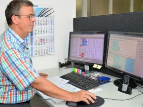 Work preparation at Teutemacher