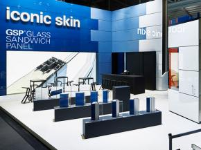iconic skin at Glass Performance Days in Finland
