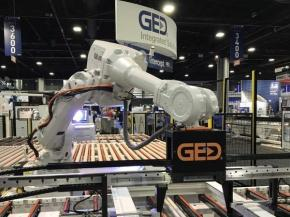 Automation is on the horizon for the glass industry