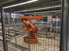 J. v. G. Thoma GmbH completes two new robot layups for DESERT solar panel production in Turkey