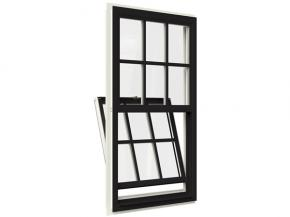 JELD-WEN® JELD-WEN® Premium™ vinyl tilt single-hung and double-hung windows blend contemporary style with modern functionality.