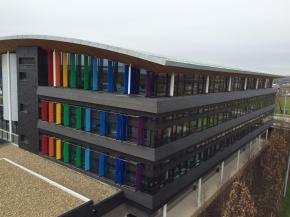 Advanced Glazing Helps Cambridge University Achieve BREEAM Excellent Status