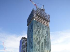 Probuild's Victoria One Project has Topped Out