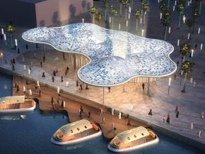 Atkins' sustainable design for marine stations wins RTA competition