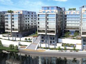 Schöck Isokorb for all three phases of Manchester's Adelphi Wharf
