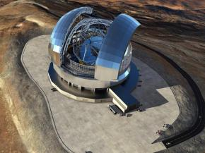Unexplored depths: the world's largest telescope will peer out into space with technology from Mainz