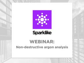 Second webinar about non-destructive argon analysers