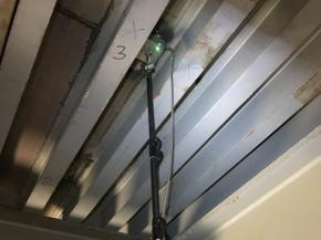 SmartMelter® Maps Glass Penetration in a Steel Furnace Bottom