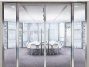 Optima Launches New Fire Rated Glass Door: Technishield Pulse
