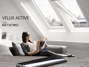 VELUX partners with Netatmo on Smart Home innovation