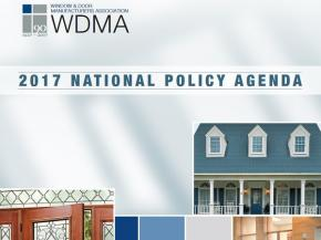 WDMA Releases 2017 National Policy Agenda