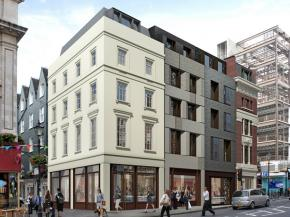 Wrightstyle supplies to prestigious London project