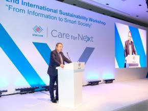 "Şişecam Group launches its new sustainability pathway ""Care for Next"""