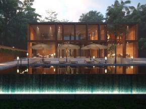 Asahi India Glass Ltd. (AIS) and Tarun Tahiliani announce AIS Glass Villa, a one-of-its-kind living space in Goa