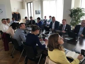 Annual Meeting Between National Glass Associations And Europe's Flat Glass Industry