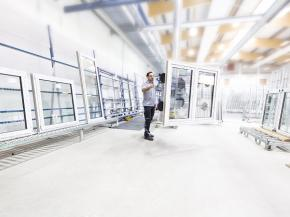 Bystronic glass at FENSTERBAU / FRONTALE 2018 in Nuremberg
