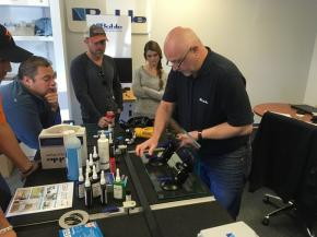 ACTION DEMO! Bohle America To Take Center Stage at GlassBuild America