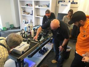Bohle America's UV Bonding Certification Seminars a Huge Hit