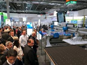 Glasstec 2018 considered a great success for Bystronic glass