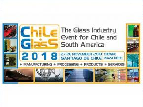 Chile Glass: the glass industry event for Chile and South America