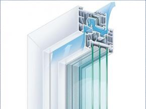 The ventilation element ClimaTec 88 is available especially for the high-insulating System 88 centre seal.