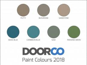 Colours for Now: Trend for Bold | DoorCo