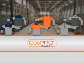 New Cut Resistant Clothing Brand CutPRO® Offers Superior Protection To The Glass and Metal Industry