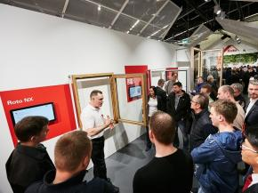 "Review of ""Fensterbau Frontale"": Attractive trade fair, engaged customers"