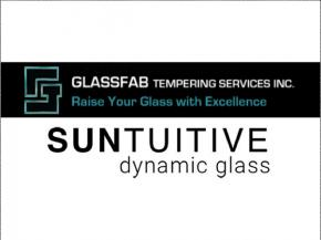 Suntuitive® adds Glassfab Tempering Services Inc. as Certified Fabricator
