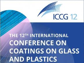 GPD supporting ICCG 2018 - Conference on coatings on glass and plastics, Würzburg, 11-15 June