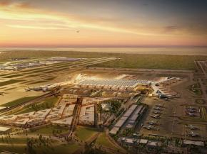 Case study of Istanbul New Airport and Innovation Corner in GPD 7–9 March