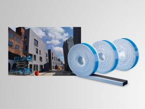 ISO-Chemie Tape Has New Low Carbon Homes Sealed