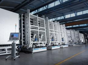 "The ""No Limits"" Insulating Glass Line by Forel"