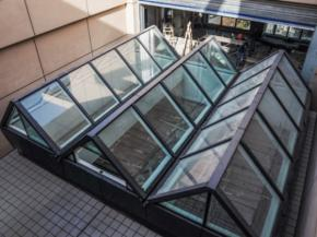 LandVac - a Perfect Choice for Architectural Skylight
