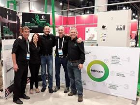 Participation to GlassBuild America 2018 - Adelio Lattuada