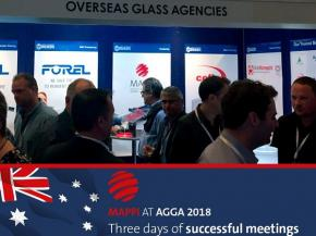 MAPPI at AGGA: three days of successful meetings