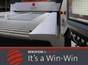Bendheim & Mappi: It's a Win-Win collaboration