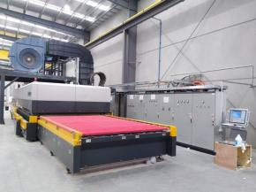 One more Glass Tempering Furnace in Australia