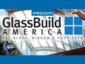 Prodim exhibiting at GlassBuild America (USA): 12 - 14 September 2018
